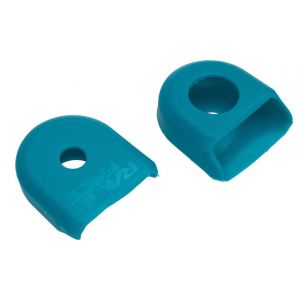 Race Face Large Crank Boots 2-Pack Turquoise