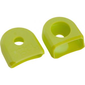 Race Face Small Crank Boots 2-Pack Yellow