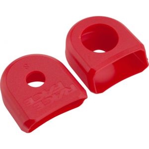 Race Face Small Crank Boots 2-Pack Red