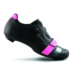 LAKE CX 176 Road Shoe Black/Pink 40