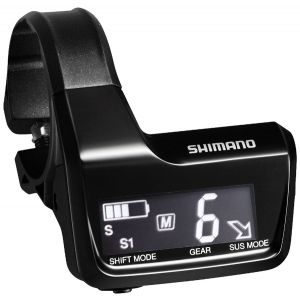 Shimano XT SC-MT800A Di2 Digital Display/Junction A Unit with 3 E-Tube Ports