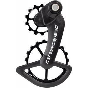 CeramicSpeed Campagnolo Oversized Pulley Wheel System: Alloy Pulley Carbon