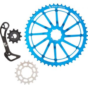 Wolf Tooth Components WolfCage Combo Pack:49T/18T Cog/Cage- GS