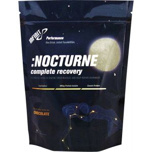 Infinit Nutrition Nocturne Nighttime Recovery Drink Mix: Chocolate 32 Serving Bag