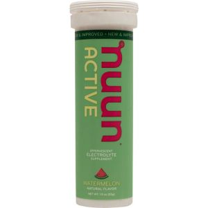 Nuun Active Hydration Tablets: Watermelon Box of 8 Tubes
