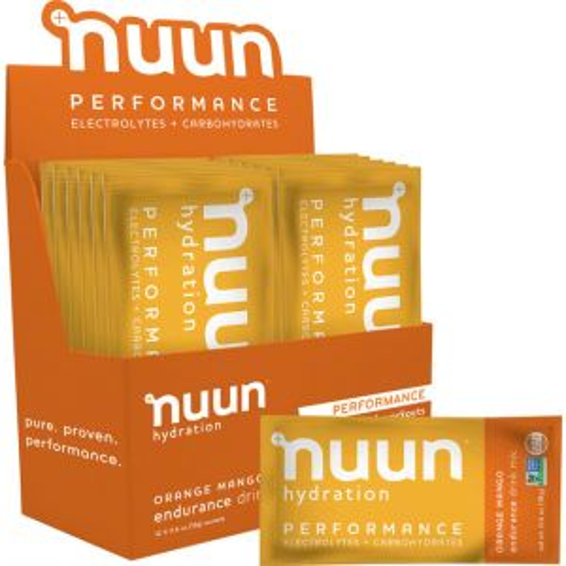 Nuun Performance Hydration: Orange Mango Box of 12