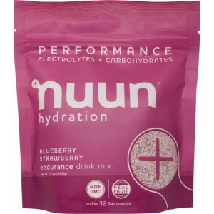 Nuun Performance Hydration: Blueberry Strawberry Individual Pouch