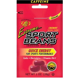 JellyBelly Extreme Sport Beans: Cherry Box of 24
