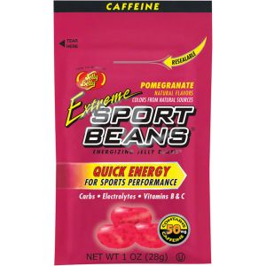 JellyBelly Extreme Sport Beans: Pomegranate Box of 24