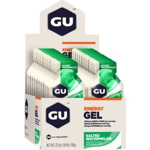 GU Energy Gel: Salted Watermelon Box of 24