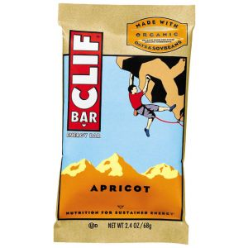 Clif Bar Original: Apricot Box of 12