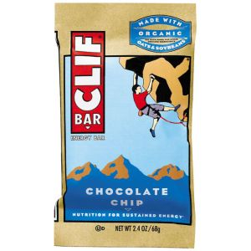 Clif Bar Original: Chocolate Chip Crunch Box of 12