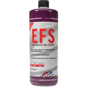 First Endurance EFS Liquid Shot Refill  Mountain Huckleberry 32oz