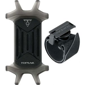 Topeak Omni RideCase for 4.5 to 5.5 Phones with adjustable strap mount Black