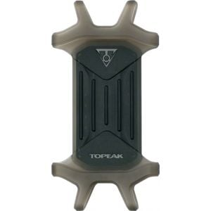 Topeak Omni RideCase DX for 4.5 to 5.5 phones with stem cap and bar mount