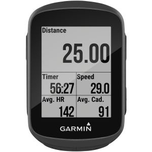Garmin Edge 130 GPS Cycling Computer: Black