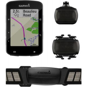 Garmin Edge 520 Plus Bundle: Black