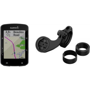 Garmin Edge 520 Plus MTB Bundle: Black