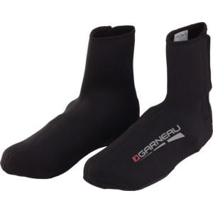 Louis Garneau Neo Protect II Foot Cover: Black SM