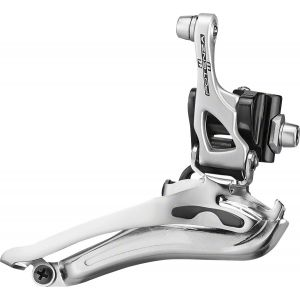 Campagnolo Potenza 11 Silver 11-Speed Front Derailleur Braze-On