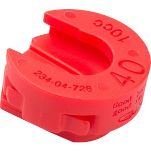 Fox Float NA 2 Air Volume Spacer for 40. 10 cc Red