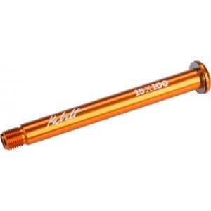 Fox Kabolt Axle Assembly Orange for 15x100mm Forks