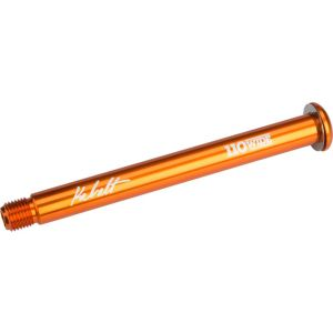 Fox Kabolt Axle Assembly Orange for 15x110mm Boost Forks