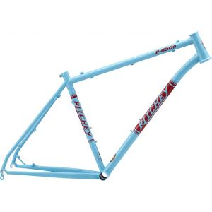 Ritchey P-650B Mountain Frame: 21 Light Blue