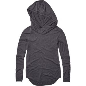 Fox Racing Contoured LS Women's Hoody Grey