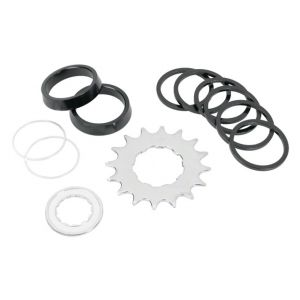 Wheels Manufacturing Angled Spacer Single Speed Conversion Kit