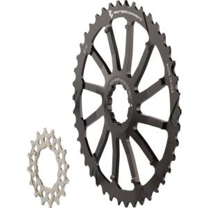 Wolf Tooth Components GC 42 Cog and 16T Cog Bundle: For Shimano 11-36