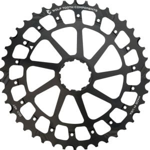 Wolf Tooth Components GCX XX1 Replacement Cog 42T Black