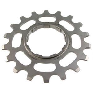 Chris King Stainless Steel Single Speed Cog 18 Tooth 3/32