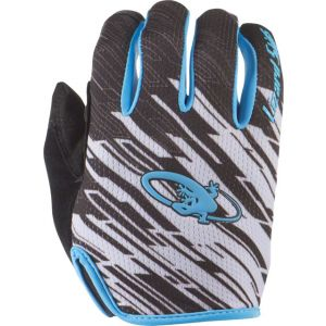Lizard Skins Monitor Gloves: Blue Strike SM