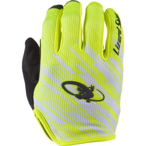 Lizard Skins Monitor Gloves: Neon Strike XL