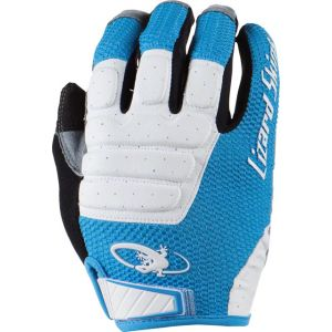 Lizard Skins Monitor HD Gloves: Electric Blue MD