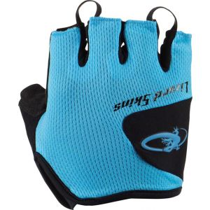 Lizard Skins Aramus Gloves: Electric Blue LG