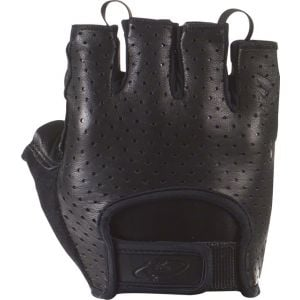 Lizard Skins Aramus Classic Gloves: Jet Black MD
