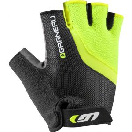 Louis Garneau Biogel RX-V Men's Glove: Bright Yellow XL