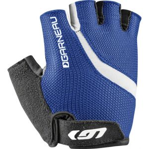 Louis Garneau Biogel RX-V Women's Glove: Dazzling Blue MD