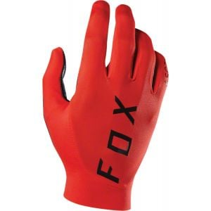 Fox Racing Ascent Men's Full Finger Glove: Red MD
