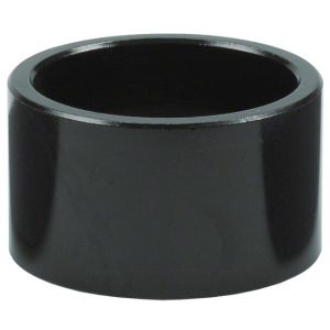 Wheels Manufacturing 20mm 1-1/8 Headset Spacer Black Each