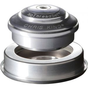 Chris King InSet 2 Headset 1 1/8-1.5 44/56mm Silver