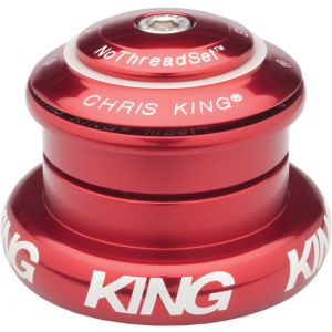 Chris King InSet 7 Headset 1 1/8-1.5 44mm Red