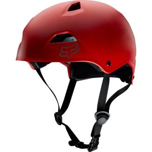 Fox Racing Flight Sport Helmet: Red LG