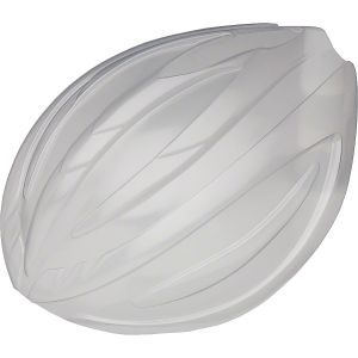 Lazer Helium Aero/Rain Shell: LG Clear