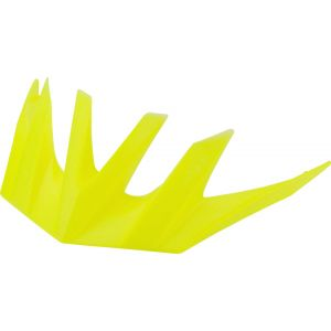 Lazer O2XC Helmet Visor: Flash Yellow Fits all sizes