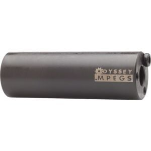 Odyssey MPEG 14mm Black Pegs With 3/8 Adaptor Pair