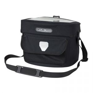 Ortlieb Ultimate 6 Classic Pro Handlebar Bag: Medium 7 Liter Black