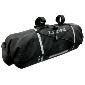 Lezyne Bar Caddy - Black/Black